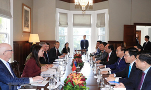 Vietnam, New Zealand pave way for strategic partnership to boost all-round cooperation