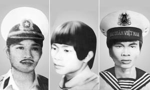 Vietnamese families in search of peace 30 years after sons died defending Spratlys from China