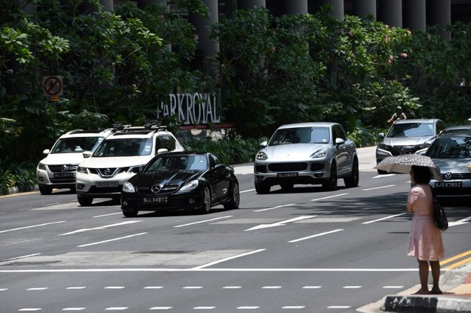 Car costs make Singapore world's priciest city. Again.
