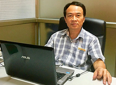 Vietnamese scientist awarded by world-renowned publisher