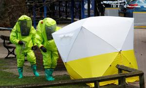Britain expels 23 Russian diplomats over nerve attack on ex-spy