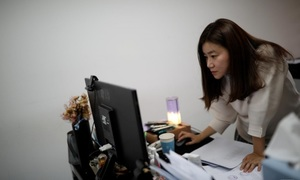 Once harassed herself, S.Korean lawyer fights for #MeToo victims
