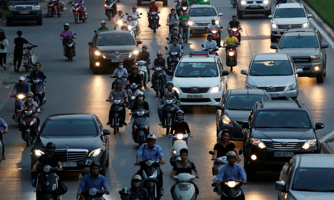 Car import tariffs from Japan to Vietnam to be eliminated from 2029