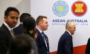 Rejecting protectionism, ASEAN and Australia commit to free trade