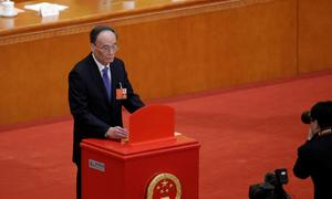 Xi's trusted 'firefighter' lieutenant becomes China's vice president