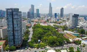 Saigon to install cameras to enhance security in central parks