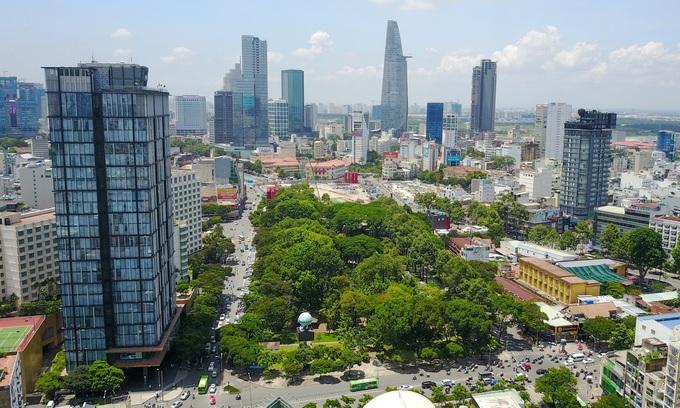 Saigon to install cameras to enhance security in central parks