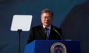 South Korea's president to visit Vietnam next week amid strong business ties