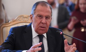Russian foreign minister Lavrov's visit to Vietnam cancelled at last minute