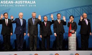 ASEAN and Australia urge calm in East Sea