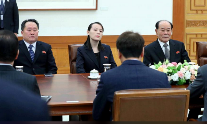 Security advisers from US, South Korea, Japan meet on North Korean summits: Seoul