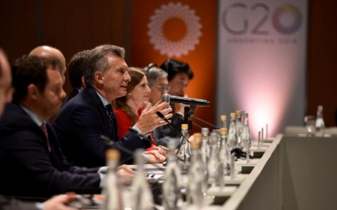G20 sees need for 'dialogue,' fails to defuse trade war threat