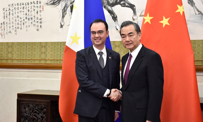 China says to have 'prudent' oil exploration with Philippines