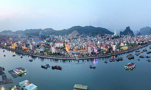 Quang Ninh ranked Vietnam's most competitive province in 2017