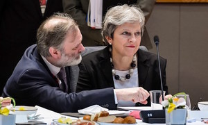 EU leaders agree Brexit talks guidelines
