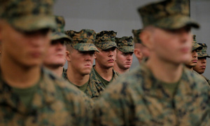 Record number of US Marines to train in Australia in symbolic challenge to China