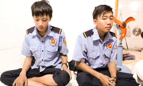 How two security guards saved over 30 residents from HCMC apartment blaze