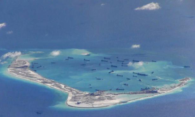 China air force drills again in East Sea, Western Pacific
