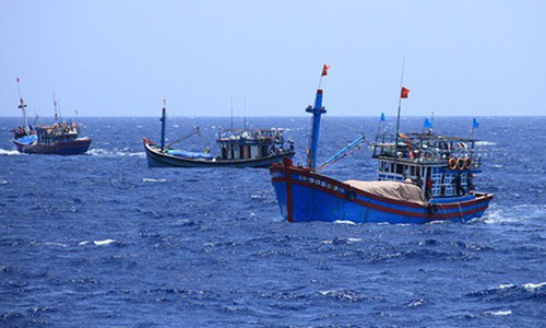 Vietnamese fishing group caught up in row over Chinese ban in East Sea