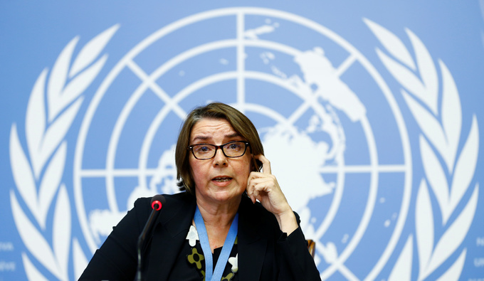 War crimes evidence in Syria 'overwhelming', not all can be pursued: UN