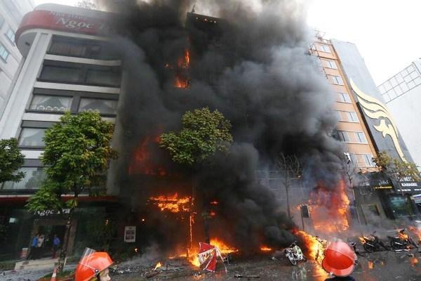 Karaoke bar owner sentenced to jail for fire that killed 13 in Hanoi