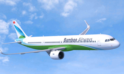 Vietnamese conglomerate FLC buys 24 planes from Airbus for launch of new airline