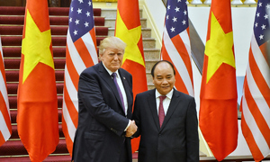 Vietnamese PM wants US back in monumental Pacific trade deal