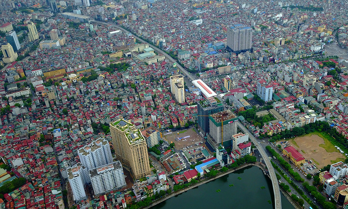 Vietnamese cities seeing some of world's most rapid economic growth: report