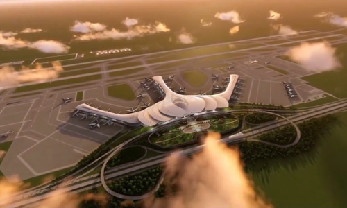 Flying into the future: Check-in at Vietnam's planned largest airport