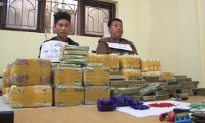 Vietnam arrests 3 Thai nationals in $2.2 million drug bust