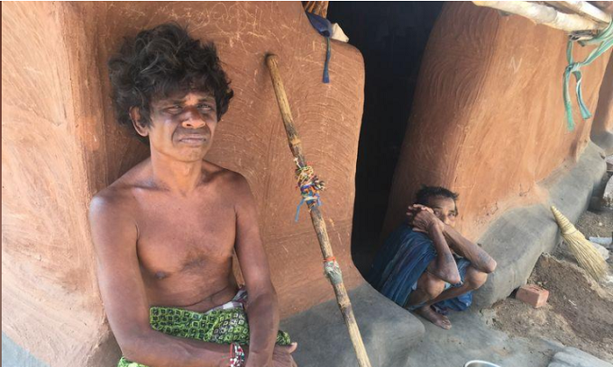 As drought fuels Indian migration, 'those left behind suffer the most'