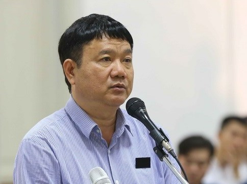 Fallen Vietnamese oil exec given 18-year sentence in $35 million graft case