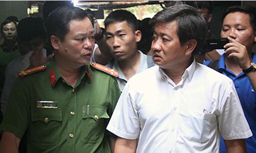 Captain Sidewalk returns to combat fire safety violations in Saigon