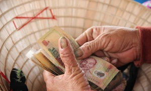 Vietnamese happy to hoard spare cash: report