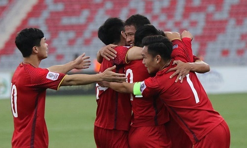Vietnam seeded ahead of regional rivals Thailand, Philippines for 2019 Asian Cup