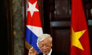 Cuba grants Vietnamese company concession at special development zone
