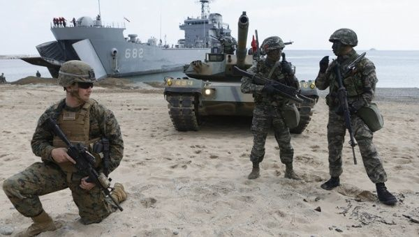 US, S Korea kick off annual joint military exercises after month-long delay