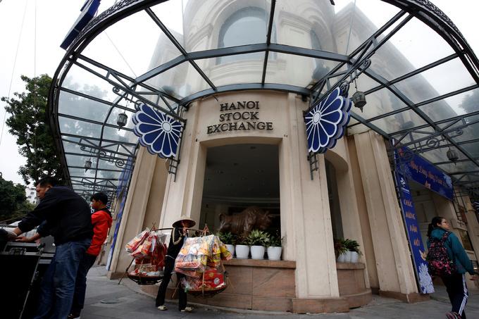 Vietnamese stock market breaks 11-year record