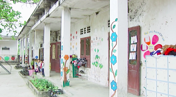 600 kids in Vietnam forced to stay home as preschool runs out of space