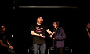 Get ready to laugh at Hanoi's first improv comedy class