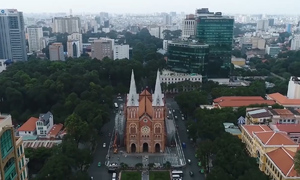 Landmark Saigon cathedral asks community to chip in for renovation work
