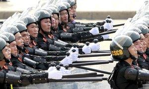 Vietnam to slash police numbers to increase efficiency