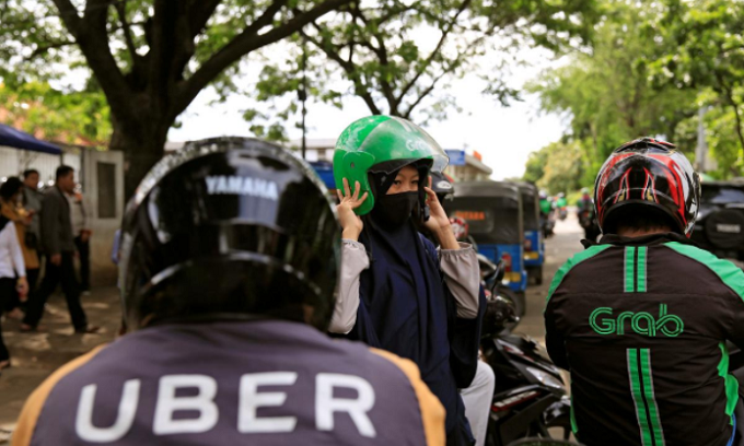 Grab Vietnam misses deadline to submit documents on Uber merger deal