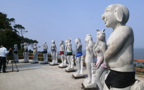 Naked statues force Vietnam's culture ministry to step in and protect 'values'