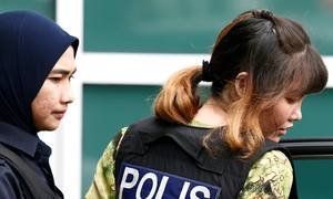 Defense in Kim Jong Nam trial casts doubt on poison test lab