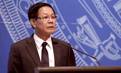 Vietnam's former police chief arrested in multi-million-dollar gambling case