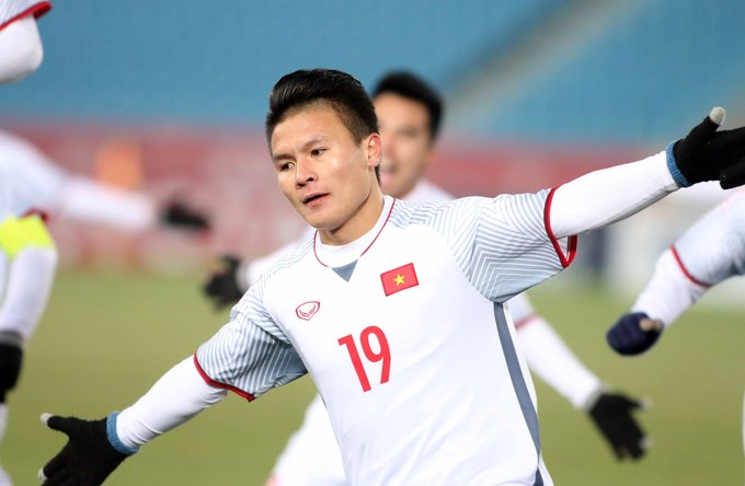 Vietnamese footballer listed among world's top 500 most important players