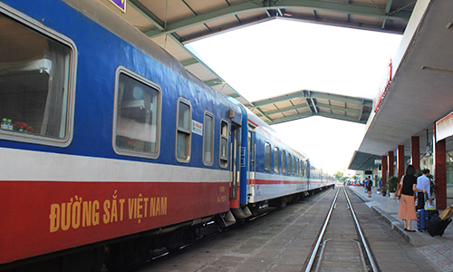 Planned railway set to steam through Vietnam's north and link up with China