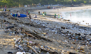 Southeast Asia's idyllic islands buckle under tourism strain