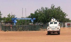 UN says peacekeeper shot dead in northern Mali
